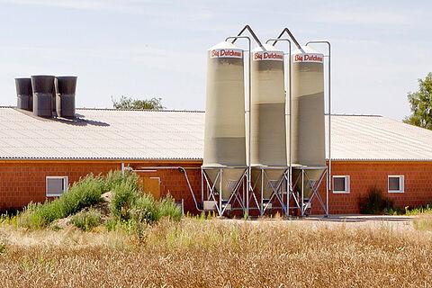 Alimentación seca EcoMatic pro