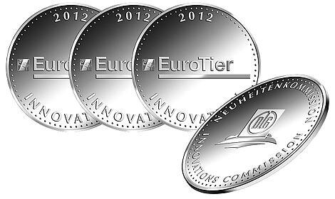Cuatro innovaciones con medallas de plata otorgadas.