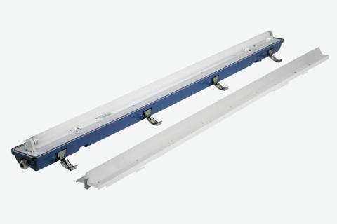 [¡NUEVO!] Juego de reequipamiento LED para luminarias estancas convencionales