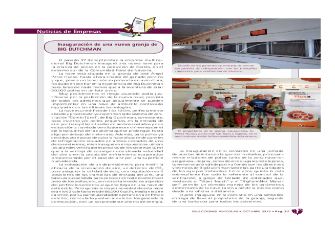 Engorde de pollos: el artículo completo de la revista Selecciones Avícolas